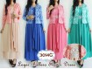Hijab Set: Blazer + Dress #3014