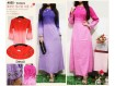 Gamis Soft Jeans Motek #955