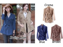 Jaket Trench Coat #084