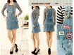 Jumpsuit Rok Denim #036