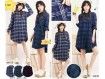 Oversized Shirt Flanel XL #1197