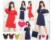 Sabrina Dress Scuba Fit to XL #1205
