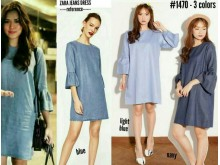 Dress Jeans Zara Look a Like #1470