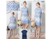 Porcelain Dress #1479