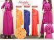 Gamis Hoodie Warna #168