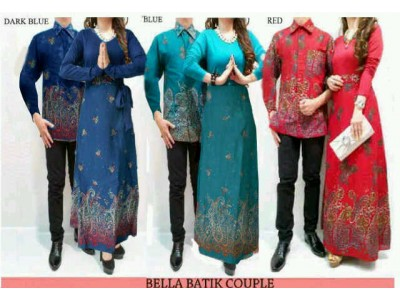Batik Couple 1 Set Bella #19022
