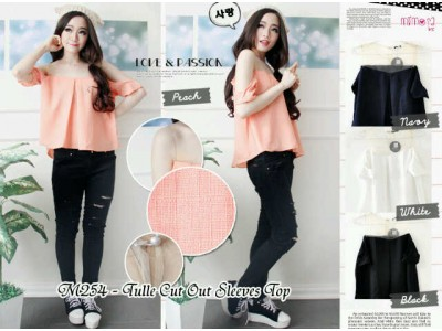 Dress Jeans Kombi Lace #254