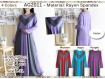 Gamis Rayon Jumbo #AG2011