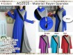 Gamis Rayon Spandeks XL #AG2015