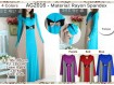 Gamis Rayon Spandeks XL #2016