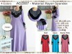 Gamis Rayon Spandeks XL #2007