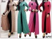 Hijab Set: Gamis + Legging #3098