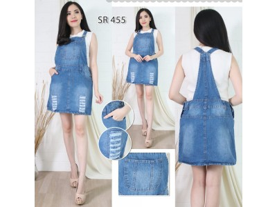 Overall Rok Ripped Jeans #455 M/L/XL