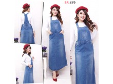 Overall Dress Jeans Basic #479 M/L/XL