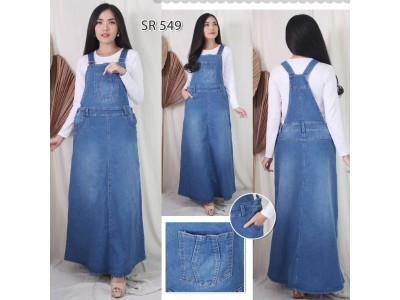 Overall Dress Jeans Stretch #549 M/L/XL