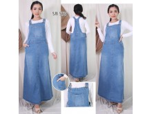 Dress Overall Jeans Stretch Premium #559 3XL/4XL