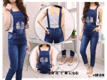 Jumpsuit Jeans Skinny Burberry #614