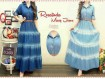 Rosalinda Gamis Jeans Klok #6160