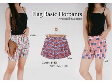 Hot Pants Bendera #6182 M/L/XL