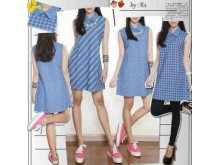 Dress Jeans Sleeveless #6207