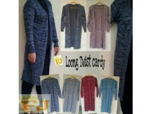 Cardigan Rajut Twist #6222