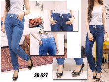 Celana Jogger Jeans FIT TO XL #628