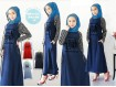 Gamis Babyterry #6689
