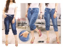 Jogger Jeans 3/4 #742
