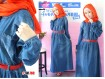 Gamis Jeans Jumbo XL #760