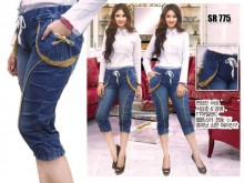 Jogger Jeans Stretch #775