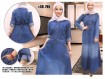 Gamis Jeans #786