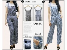 Jumpsuit Chambray Denim #79625