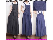 Jumpsuit Dress Denim #80786