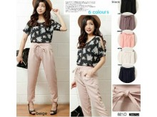 Jogger twistcone 6 warna #8210