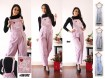 Overall Katun Bordir 'Do What You Love' #SR972