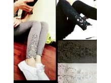 Legging Mix Brokat Impor #98a