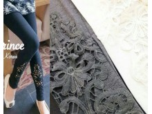 Legging Korea Lace #98b