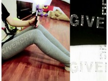 Legging Givenchy Bling #98d