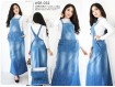 Jumpsuit Dress Span Jeans #032 M/L/XL