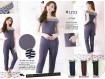 Jumpsuit Sabrina Stripes #1721