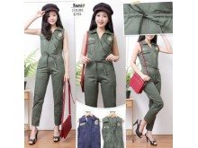 Overall Army Katun Stretch #829S