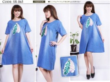 Dress Jeans Leaf Mote #065
