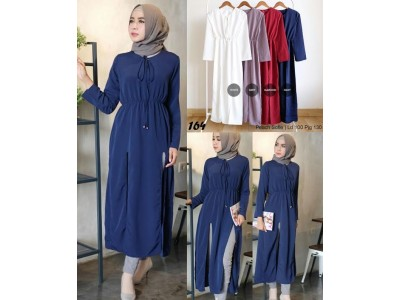 Long Dress Hijab #164