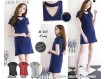 Dress Choker Basic Lulu #M400