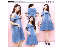 Sabrina Casual Dress Jeans #172