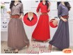 Gamis Katun Rayon Belt #2022