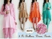 Hijab Set: Bolero + Dress + Celana #3070