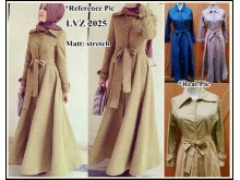 Trench Coat Dress #2025