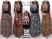 Gamis Motif Macan #509