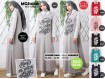 Gamis Babyterry Light Lemone skin #MGS1040